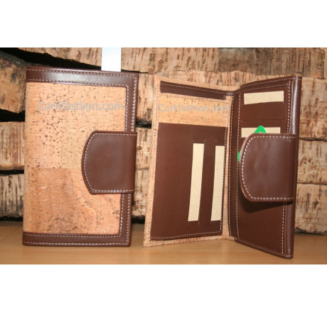 Ladies Wallet (model CC-1009) from the manufacturer Comcortiça