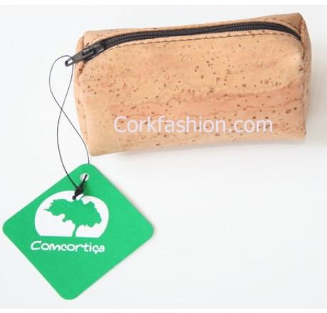 Square purse (model CC-1226) from the manufacturer Comcortiça