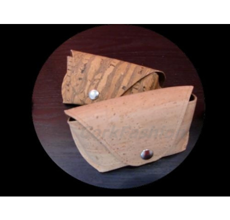 Sunglasses case (model DD-2402) from the manufacturer Dux Design in category Corkfashion
