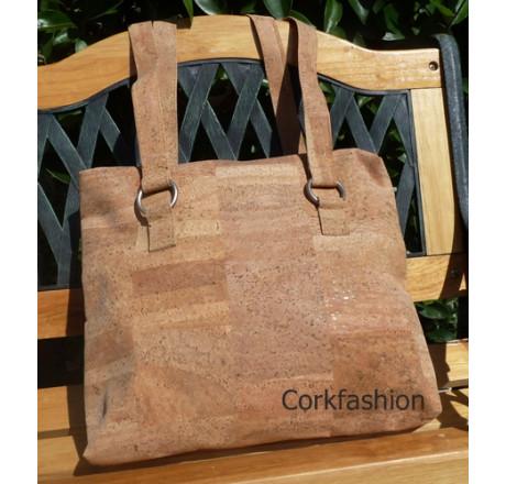 Shoulder bag (LC-Model 100) from the manufacturer Luisa Cork