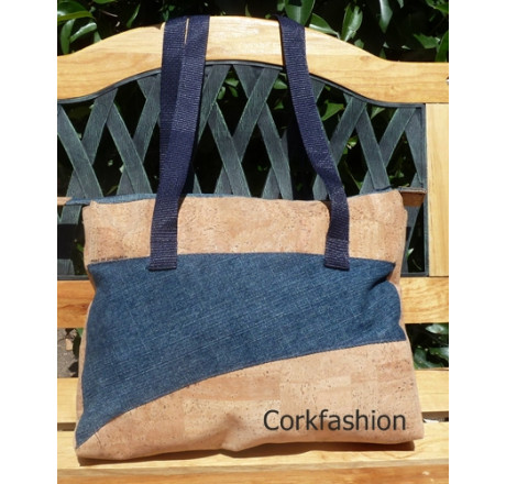 Shoulder bag (LC-Model 102) from the manufacturer Luisa Cork