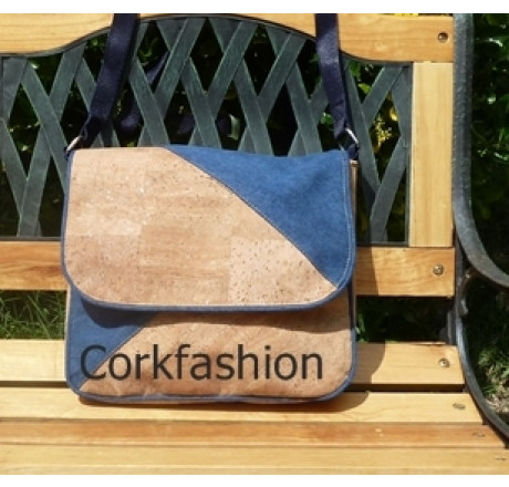 Shoulder bag (LC-Model 103) from the manufacturer Luisa Cork in category Corkfashion