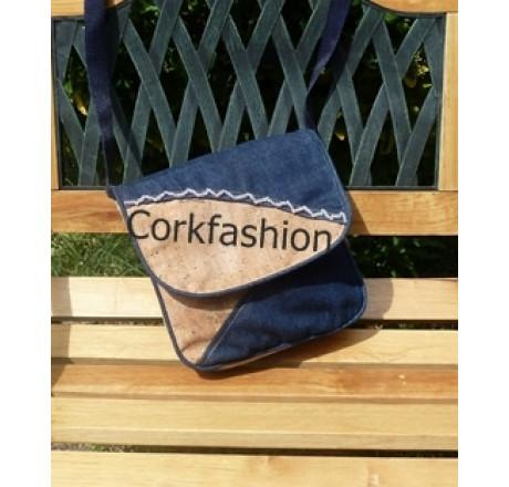 Shoulder bag (LC-Model 104) from the manufacturer Luisa Cork