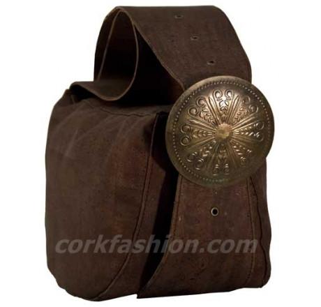 Shoulder bag (model RC-GL0101003031) from the manufacturer Robcork in category Corkfashion