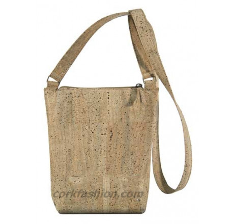 Shoulder bag (model RC-GL0101017041) from the manufacturer Robcork in category Corkfashion