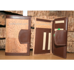 Ladies Wallet (model CC-1009) from the manufacturer Comcortiça in category Wallets/purses