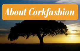 About CorkFashion and our handmade cork fashion products
